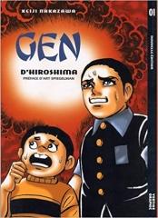 gen,nakazawa,hiroshima,nucléaire,japon,manga