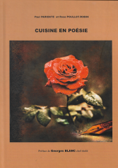 paul pariente,rose poullot-robin,cuisine,poésie,poèmes,vigan,georges blanc