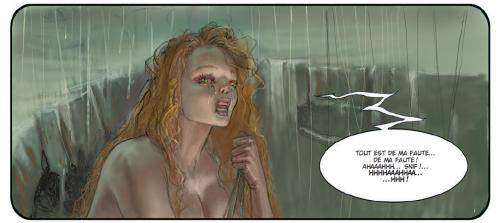 riverstone,bande dessinée,apocalypse,érotisme,sexe,post-apocalypse