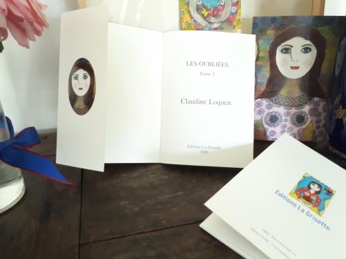 claudine loquen,peintre,marc chagall,féminisme,oubliées