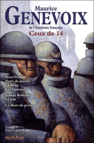maurice genevoix,bnf,panthéon,première guerre mondiale,grande guerre