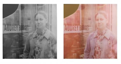 audrey borgel,photographe,photographie,polaroid,polaroids,pola,itw,interview